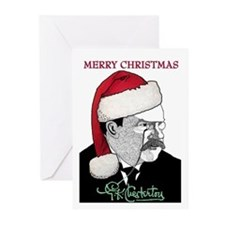 G.K. Chesterton Christmas Cards (Pk of 10)