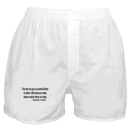 Essential Liberty Boxer Shorts