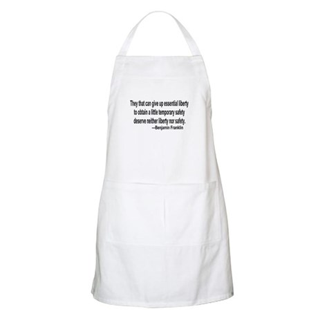 Essential Liberty BBQ Apron