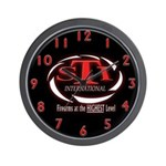 STI Wall Clock