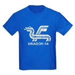 Dragon 64 Distressed Kids Dark T-Shirt
