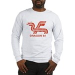 Dragon 64 Distressed Long Sleeve T-Shirt