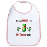 City Treasurer Bib