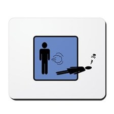 The Fart Of Death Mousepad