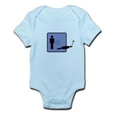 The Fart Of Death Infant Bodysuit