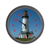 Lighthouse - Wall Clock
