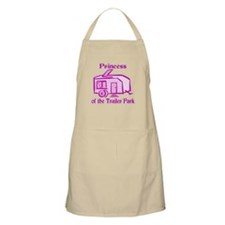 Princess of Trailer Park BBQ Apron