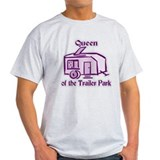 Queen of Trailer Park T-Shirt