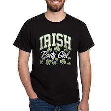 irish Party Girl T-Shirt