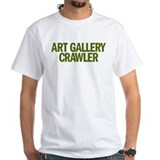ART GALLERY CRAWLER Shirt