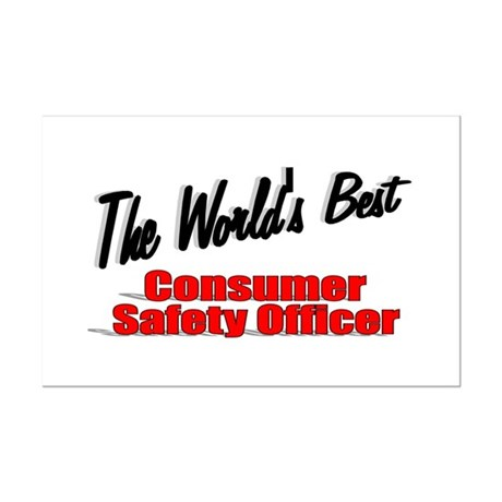 """The World's Best Consumer Safety Officer"" Mini Po"