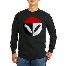 Chronicler Long Sleeve Dark T-Shirt
