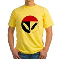 Chronicler Yellow T-Shirt
