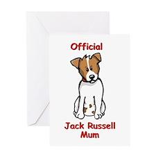 JR Mum Greeting Card