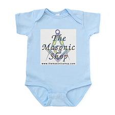 The Masonic Shop Logo Infant Bodysuit
