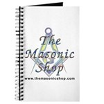 The Masonic Shop Logo Journal