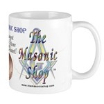 The Masonic Shop Logo Mug