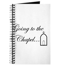 Going to the Chapel...In Black Journal