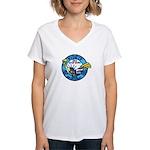 DEA JTF Empire State Women's V-Neck T-Shirt