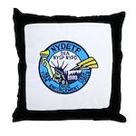 DEA JTF Empire State Throw Pillow