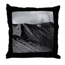 """Barren"" Throw Pillow"