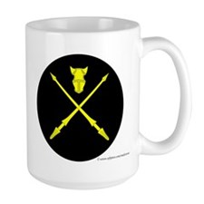 Equestrian Marshal Large Mug