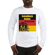 Schwäbisch Gmünd Deutschland Long Sleeve T-Shirt
