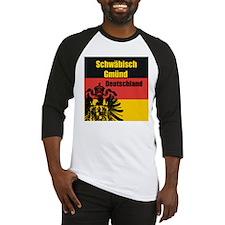 Schwäbisch Gmünd Deutschland Baseball Jersey