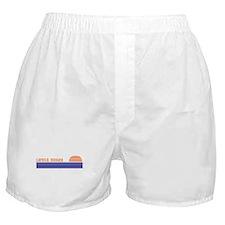 Loreto, Mexico Boxer Shorts