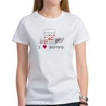BINGO LOVE Women's T-Shirt