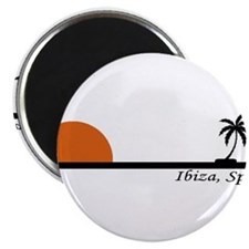 "Ibiza, Spain 2.25"" Magnet (10 pack)"