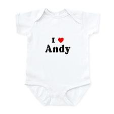 ANDY Infant Bodysuit