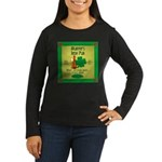 Murphy's Irish Pub Women's Long Sleeve Dark T-Shir