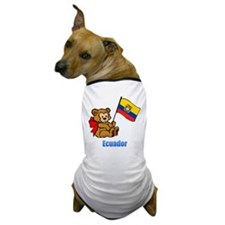 Ecuador Teddy Bear Dog T-Shirt