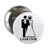 "Game Over 2.25"" Button (10 pack)"