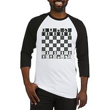 Chessboard Baseball Jersey