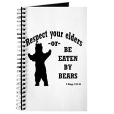 Respect your elders Journal