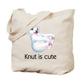 Knut is cute Tote Bag