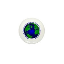 World's Greatest Health Care Mini Button (100 pac