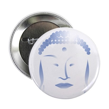 "Buddha Head 2.25"" Button (100 pack)"