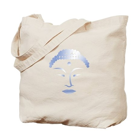 Buddha Head 2 Tote Bag