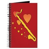 Bass Clarinet Heartsong Journal