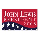 John Lewis 2008 (bumper sticker)