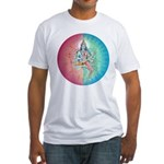 Ardhnarishwara Fitted T-Shirt