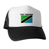 VISIT TANZANIA Trucker Hat
