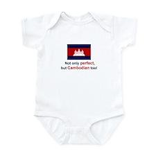 Perfect Cambodian Infant Bodysuit