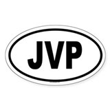 JVP Oval Decal