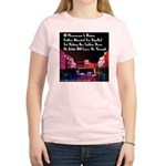 afterlife3d Women's Pink T-Shirt