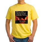 afterlife3d Yellow T-Shirt
