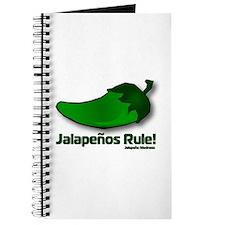 Cute Jalapeno Journal